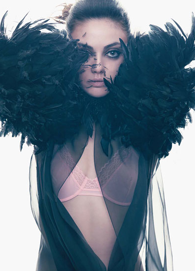 Mila Kunis - W Magazine 2011 Photos