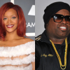 Rihanna and Cee Lo Green