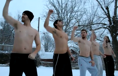 VIRAL VIDEO: University of Arkansas Guys Do Katy Perry &#8216;Firework&#8217; Music Video (HILARIOUS)