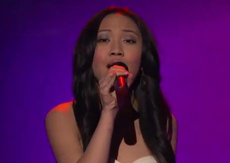 Thia Megia - American Idol