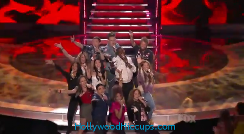 American Idol Top 13 Opening Group Performance Was Impressive! (Video)