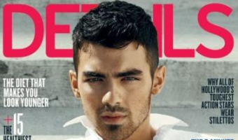 Joe Jonas is Yummy in Details – PHOTOS