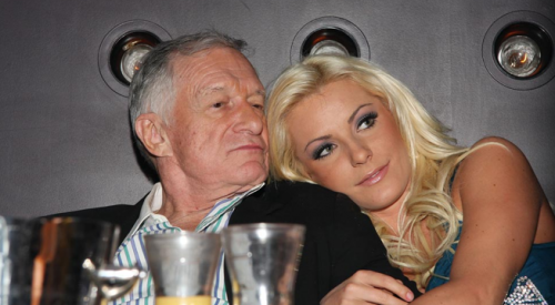 Crystal Harris Caught CHEATING On Hugh Hefner