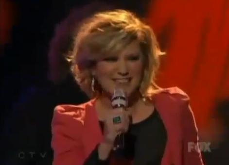 Sugarland - Jennifer Nettles - American Idol Results Show