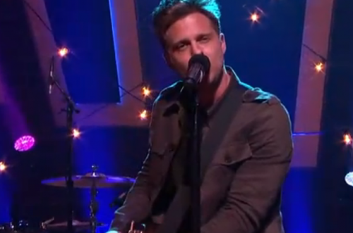 OneRepublic Perform 'Good Life' & 'All The Right Moves' On DWTS (VIDEOS)
