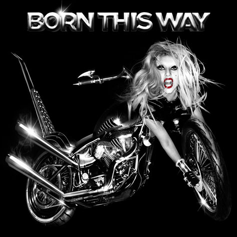 LOOK: Lady Gaga 'Born This Way' Cover Art Is Here + Deluxe Edition