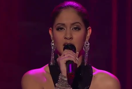 American Idol Top 13: Karen Rodriguez Gives Most Painful Performance of the Night – Video