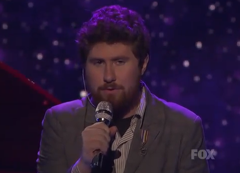 American Idol Top 11: Casey Abrams REDEEMS Himself With Elton John (& Haircut) – Video