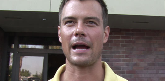 Josh Duhamel Gets Kicked Off Plane