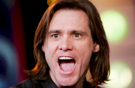 LOOK: Jim Carrey Gets A Rockin' Mohawk!