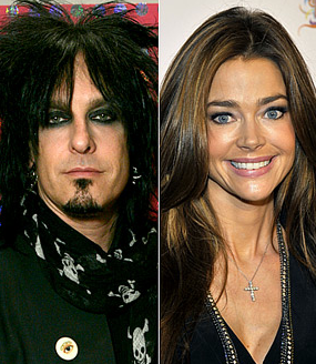 Denise Richards and Nikki Sixx Are Together!
