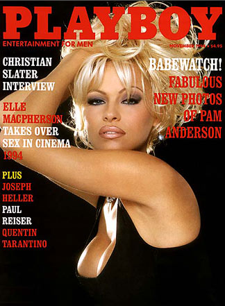 The Pamela Anderson Playboy Collection – A Look Back
