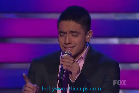 American Idol Top 12: Stefano Langone Raises The Bar &#8211; Video