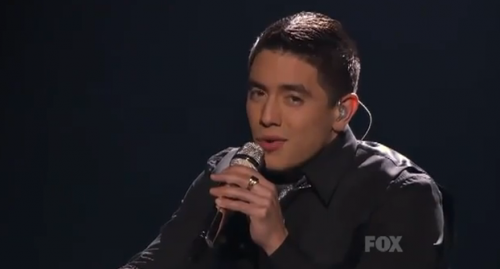 American Idol Top 9: Stefano Langone Raises His Own Bar – Video