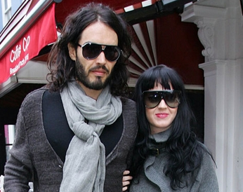 CONFIRMED: Russell Brand Files For DIVORCE From Katy Perry
