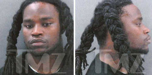 Denver Broncos – Lawrence Maroney Arrested on Drug and Gun Charges MUGSHOT