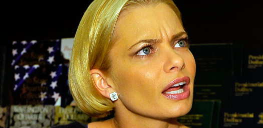 Jaime Pressly Arrested For DUI - Photos