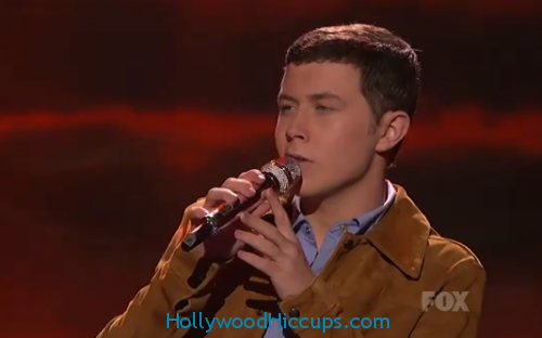 American Idol Top 12: Scotty McCreery Continues Country Reign – Video