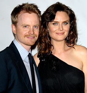 Bones Star Emily Deschanel is Totally Pregnant!