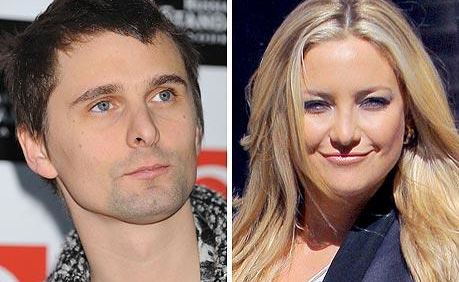 Matthew Bellamy and Kate Hudson PREGNANT