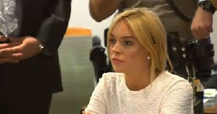 REALITY CHECK: Lindsay Lohan Is Prepping For Jail