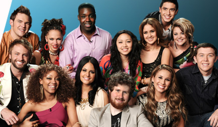 American Idol Results Show – Down To Top 12
