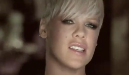 Pink&#8217;s &#8216;F**kin&#8217; Perfect&#8217; Video is Seriously Intense (NSFW)
