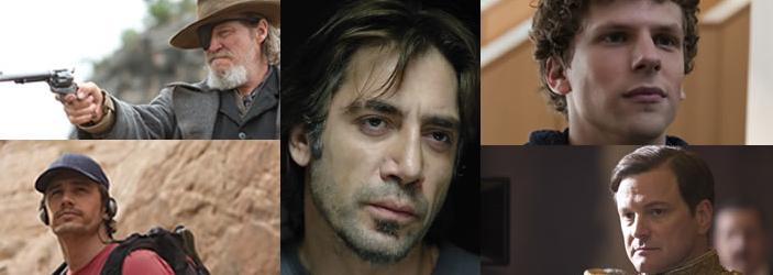 2011 Oscar Nominations - Best Actor