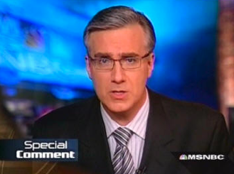 Keith Olbermann MSNBC Fired