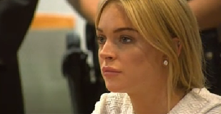 Lindsay Lohan Court Arraignment Photos and Recap