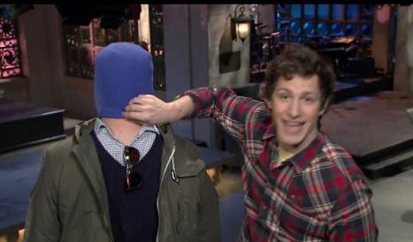 Zach Galifiankis Hosting SNL
