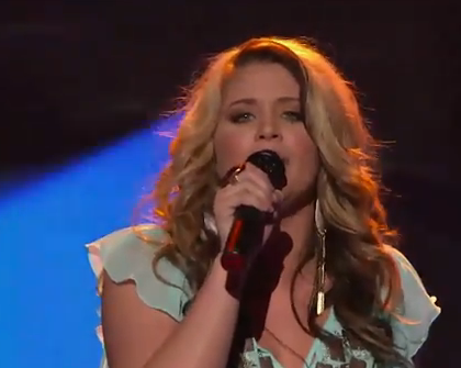 American Idol Top 13: Lauren Alaina &#8216;Any Man of Mine&#8217; Video