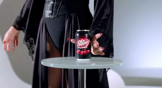 Fergie Dr. Pepper Commercial