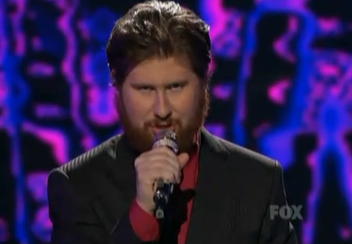 American Idol Top 11: Casey Abrams Goes Slick For Motown &#8211; Video