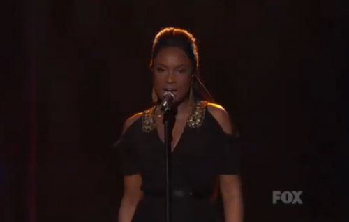 Jennifer Hudson Sizzles &#8216;Where You At&#8217; LIVE American Idol Performance