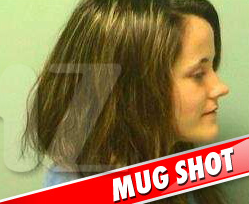 Teen Mom 2 - Jenelle Evans MUGSHOT March 2011
