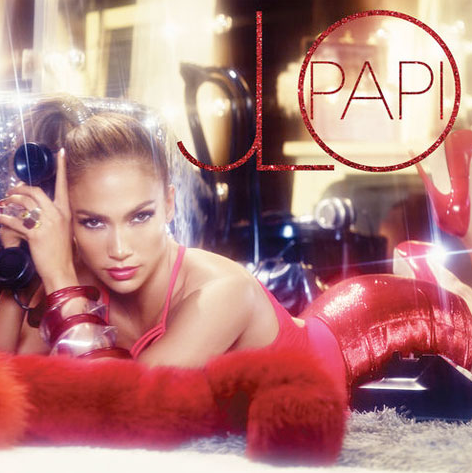 Jennifer Lopez - Papi Cover Art