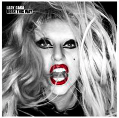 Lady Gaga Born This Way Cover Art Deluxe Version
