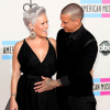 Pink and Carey Hart 2010 AMAs Baby Bump on the Red Carpet