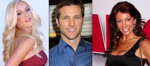 Jake Pavelka, Heidi Montag, &#038; Danielle Staub Filming New Reality Show &#8211; PHOTOS