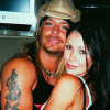 Bret Michaels and Kristi Gibson