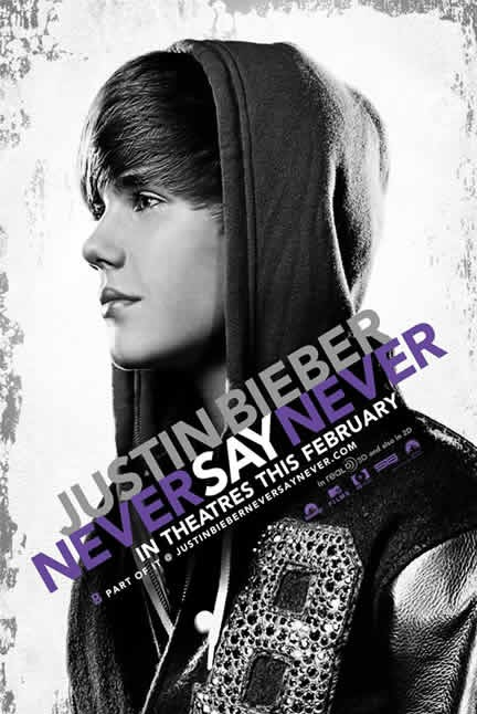 Exclusive NEW Justin Bieber 'Never Say Never' Trailer