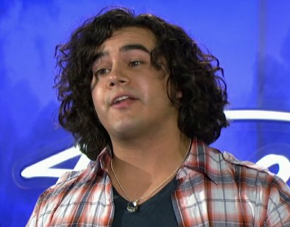 Chris Medina Brings Us ALL To Tears on American Idol &#8211; Video