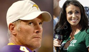 Jenn Sterger Assists the NFL in Suspending Brett Favre