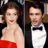 Anne Hathaway and James Franco