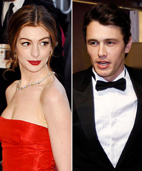 Anne Hathaway and James Franco HATE Each Other