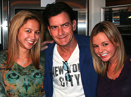 One of Charlie Sheen&#8217;s Goddesses Checks Into Rehab