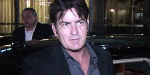 Charlie Sheen Rushed To Hospital After Another Bender