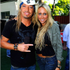 Bret Michaels and Tish Cyrus