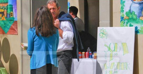 Mel Gibson is a Grandpa Again!